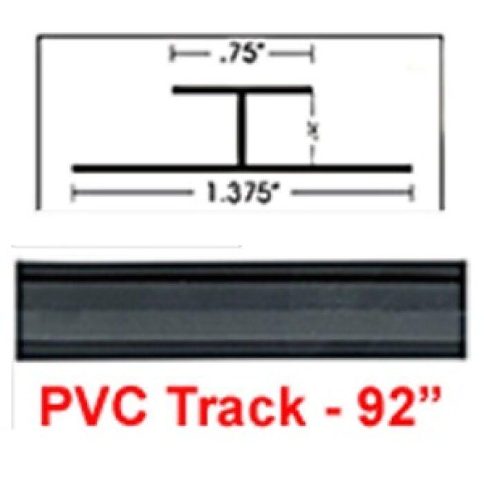 pvc track