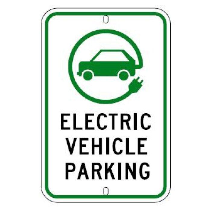 electronic vehicle parking